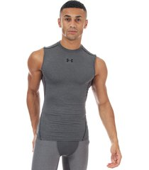 mens armour sleeveless compression shirt