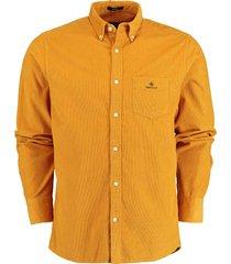 gant overhemd cururoy met borstzak 3016820/710