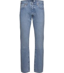 501 93 straight lmc wheeler jeans blå levi's made & crafted