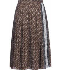 burberry marine monogram skirt