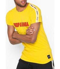 sixth june propaganda tshirt t-shirts & linnen yellow