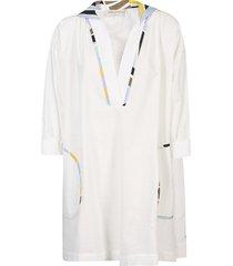 emilio pucci long sleeve dress