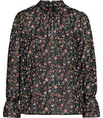 blus sl floria blouse ls