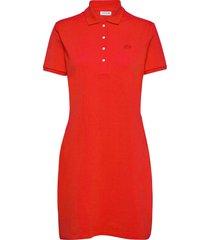 ef5473-00_001 dresses everyday dresses rood lacoste