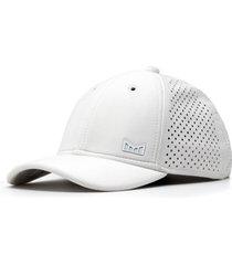 men's melin trooper ii snapback baseball cap - white