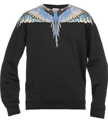 marcelo burlon wings regular sweatshirt