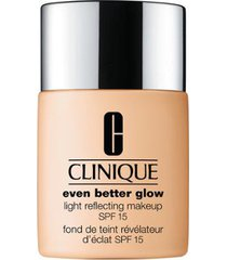 base facial even better glow? light reflecting spf15 clinique wn 04 bone