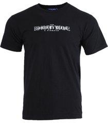 rimbaud crew-neck t-shirt black