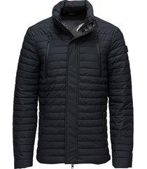 rain racer jacket fodrad jacka blå superdry