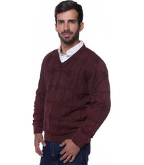 suéter le tisserand extreme marsala stone