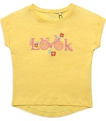 camiseta amarillo name it