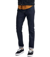 men's madewell selvedge slim jeans, size 34 x 30 - blue