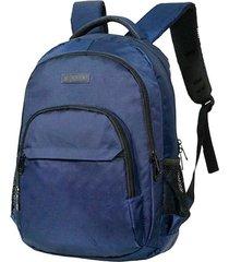 mochila azul kossok piem