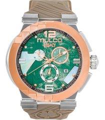 reloj mulco para mujer - cubism  mw-5-3547-503
