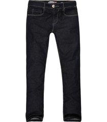 calça jeans masculina slim stretch jeans - kanui