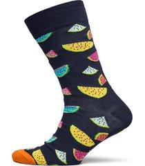 watermelon sock underwear socks regular socks multi/mönstrad happy socks
