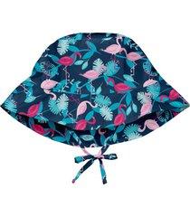chapéu banho iplay flamingo