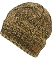 angela & william beanie with sherpa lining