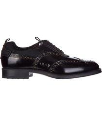 scarpe stringate classiche uomo in pelle brogue