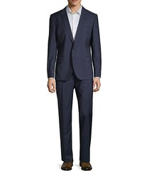 regular-fit hillmen virgin wool suit