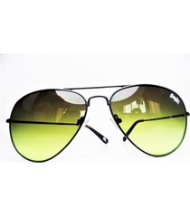 gafas de sol superdry huntsman 004 negro-verde