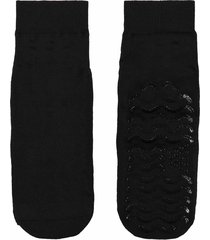 calzedonia - non-slip short socks, one size, black, men