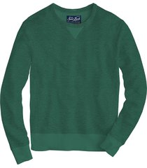 green sweatshirt saint barth