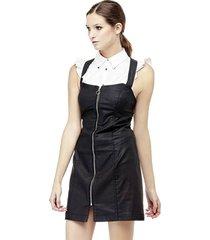dżinsowa sukienka model slim