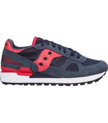 scarpe sneakers donna camoscio shadow