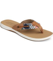 sperry seafish thong sandals women's shoes