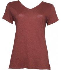 20 to 132 067 shirt linnen - km rosa rood