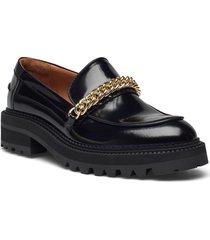 shoes a14710 loafers låga skor svart billi bi