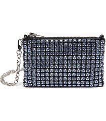 'heiress' rhinestone embellished crossbody bag