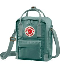 fjallraven kanken sling shoulder bag - green