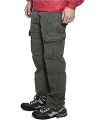 pantalon brahma hombre verde pan0013-vmi