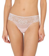 natori women's muse lace thong underwear 771251