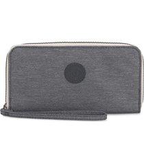 billetera kipling mujer ki568929v gris
