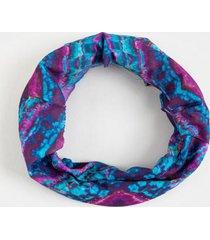 melonie tie dye headwrap - multi