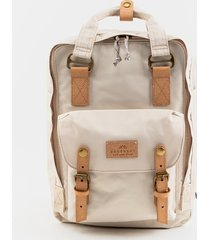 women's doughnut macaroon reborn series backpack in ivory by francesca's - size: one size
