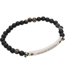 alexander mcqueen bubble bracelet
