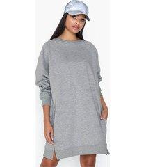 missguided oversized pocket sweater dress tröjor