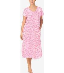 ellen tracy women's short sleeve nightgown