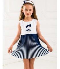 sukienka dziewczęca plisowana