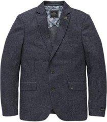 grijze heren blazer vanguard - vjj187350 - 5115