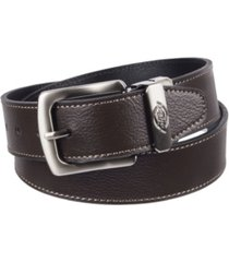 dickies reversible casual leather men's belt