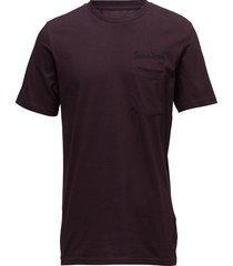 storm rider t t-shirts short-sleeved röd lee jeans