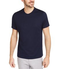 alfani men's ribbed t-shirt, created for macy's