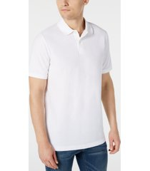 dkny men's stackable regular-fit polo shirt