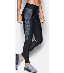 lycra under armour 1297937 002 fly by printe - negro