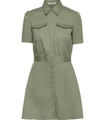 reyna dress dresses everyday dresses groen guess jeans